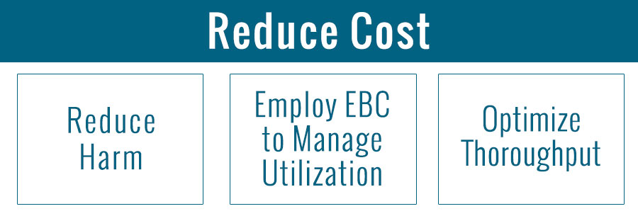 reduce the cost of care